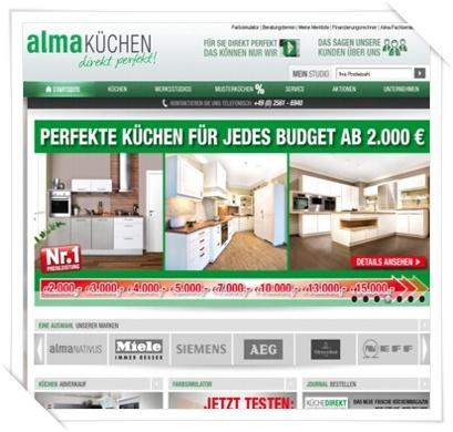 ALMA Küchen