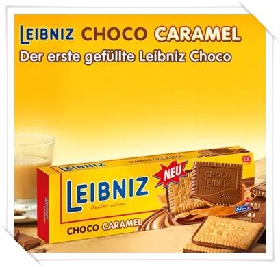 Leibnitz Choco Caramel